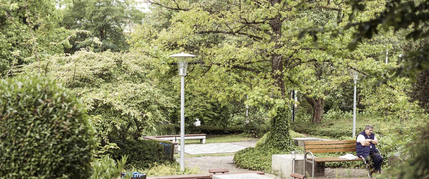 MEDIAN Reha-Zentrum Bad Bertrich Parkanlage