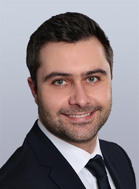 Sebastian Linsler Kaufmännischer Leiter der MEDIAN Klinik Bad Colberg