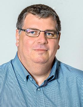 Thomas Hornbruch stellvertretender Einrichtungsleiter des MEDIAN Albert-Schweitzer-Haus Bad Dürkheim