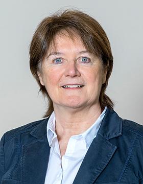 Nicole Vergauwe-Straub Einrichtungsleiterin im MEDIAN Albert Schweitzer Haus Bad Dürkheim