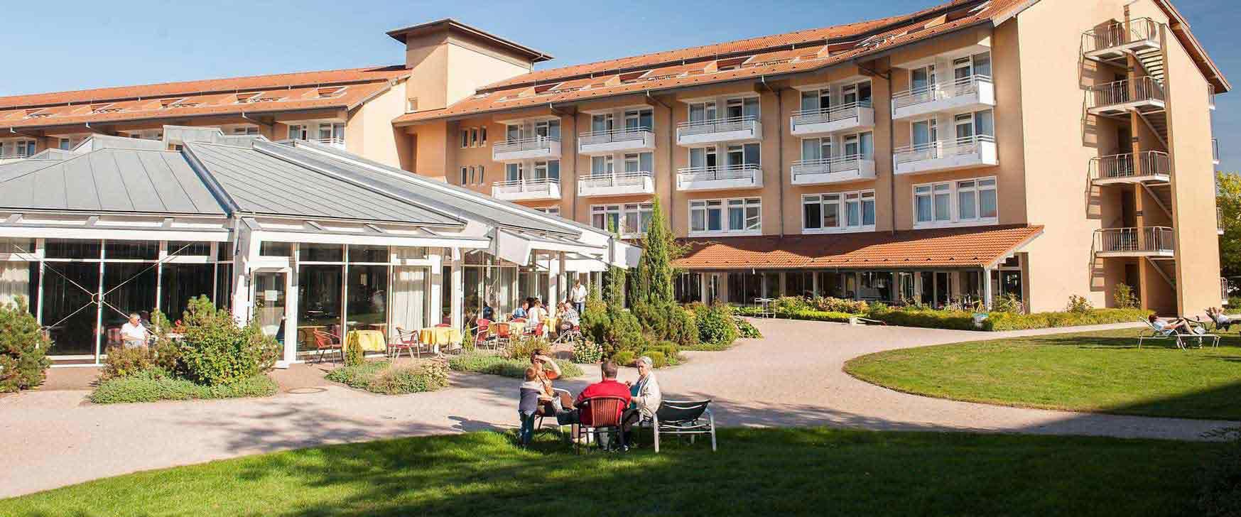 MEDIAN Park Klinik Bad Dürkheim | MEDIAN Kliniken