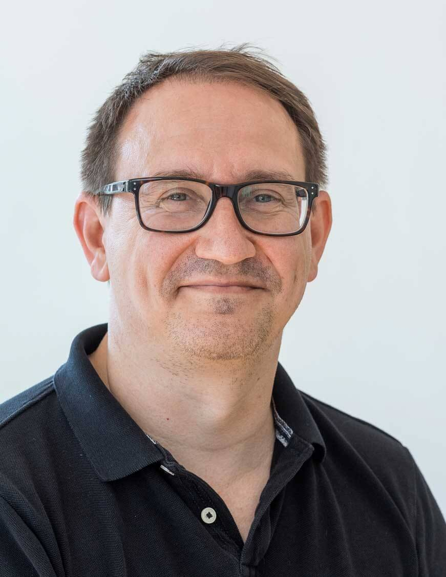 Markus Freymüller Oberarzt in der MEDIAN Klinik für Psychosomatik Bad Dürkheim