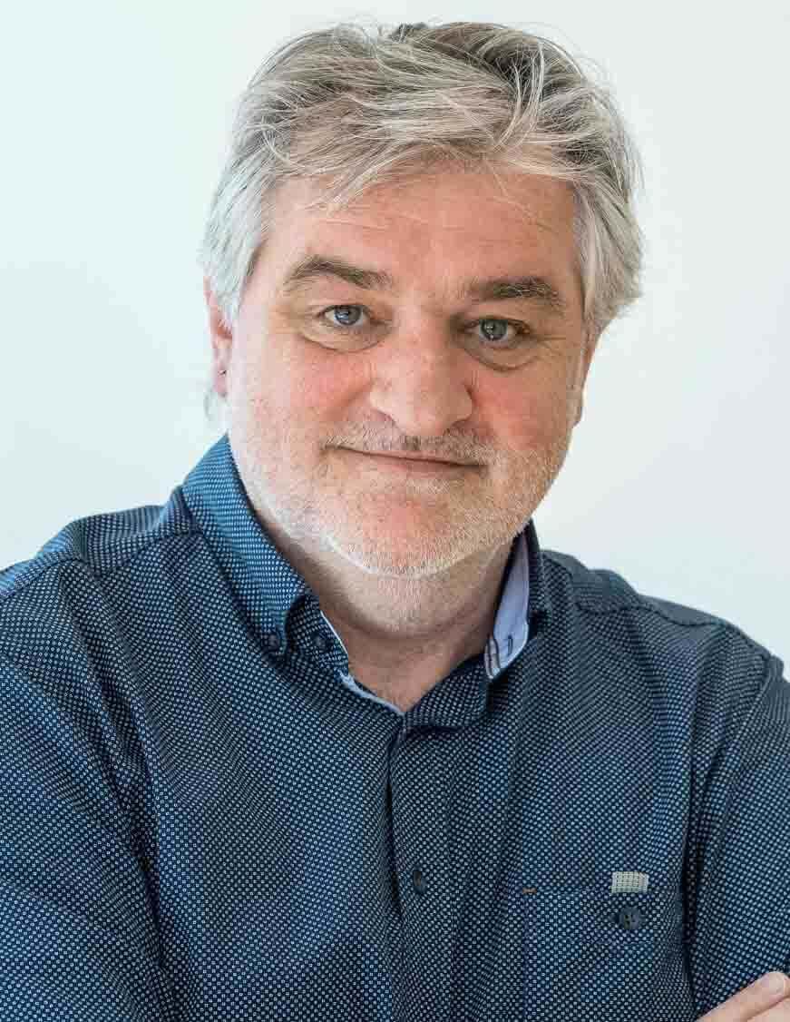 Raimund Kriszt Oberarzt der MEDIAN Klinik für Psychosomatik Bad Dürkheim