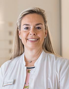 Kathrin Engerer Chefärztin in der MEDIAN Rhein-Haardt Klinik Bad Dürkheim
