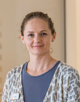 Anastasia Schmidt Therapeutische Leiterin der MEDIAN Rhein-Haardt-Klinik Bad Dürkheim