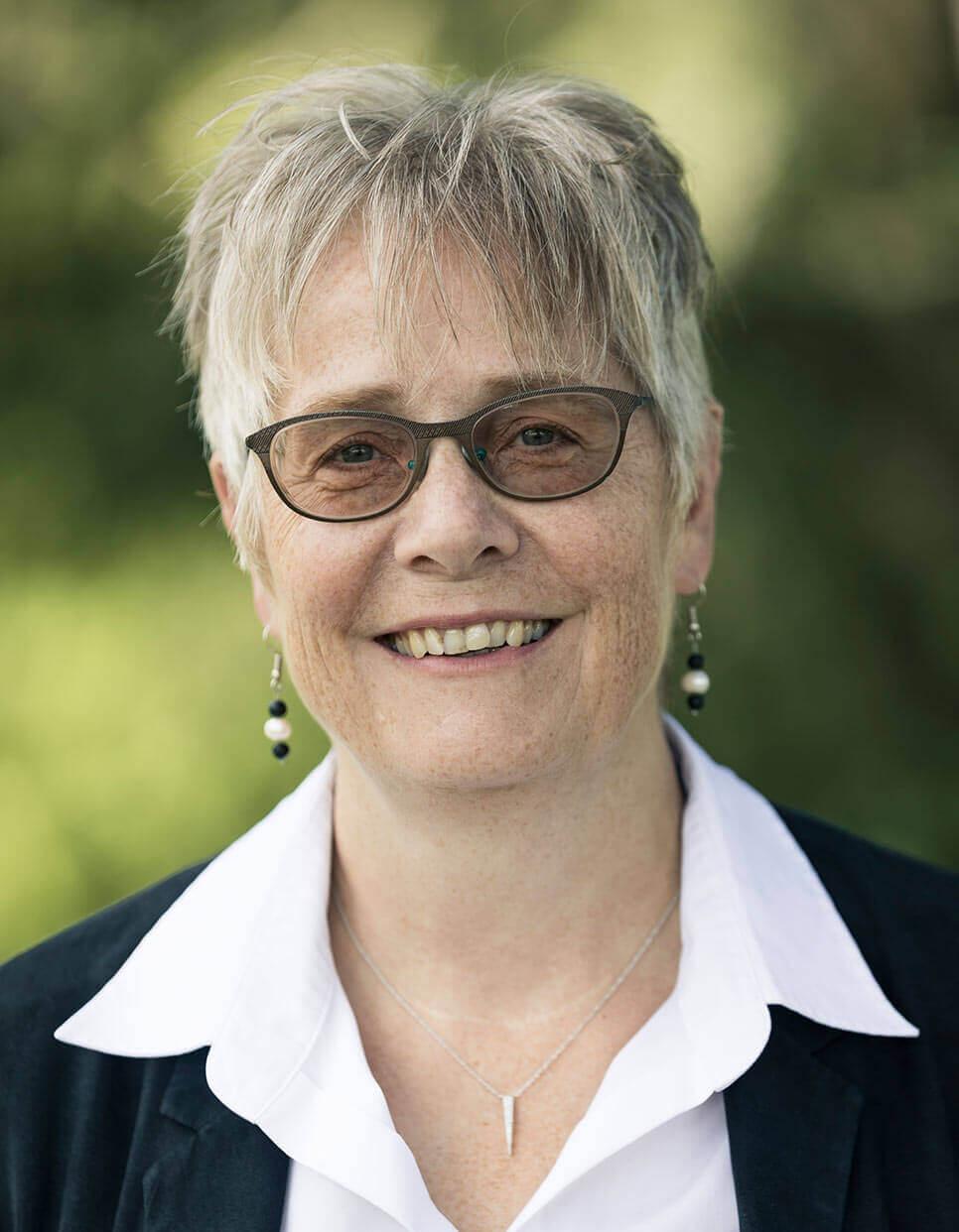 Dr. med. Andrea Fetzner Chefärztin der MEDIAN Klinik St. Georg Bad Dürrheim