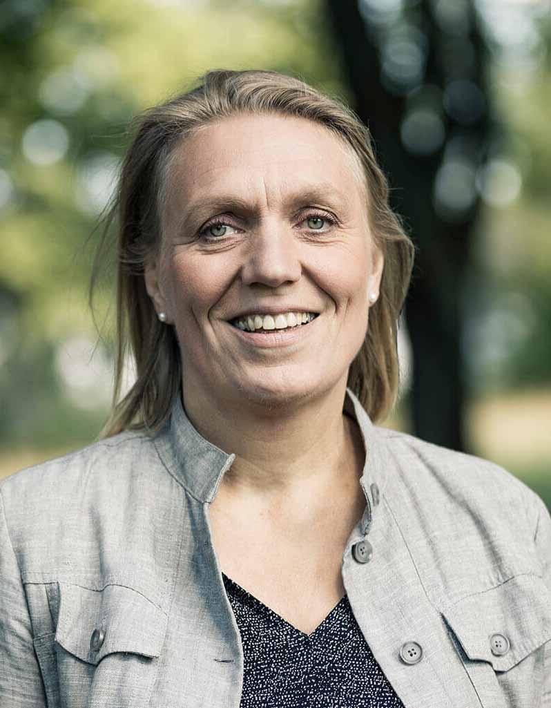 Dr. med. Karin Witt Oberärztin der MEDIAN Klinik St. Georg Bad Dürrheim