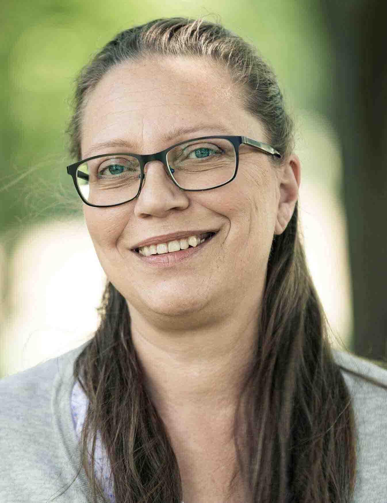 Claudia Zier Leitende Psychologin der MEDIAN Klinik St. Georg Bad Dürkheim