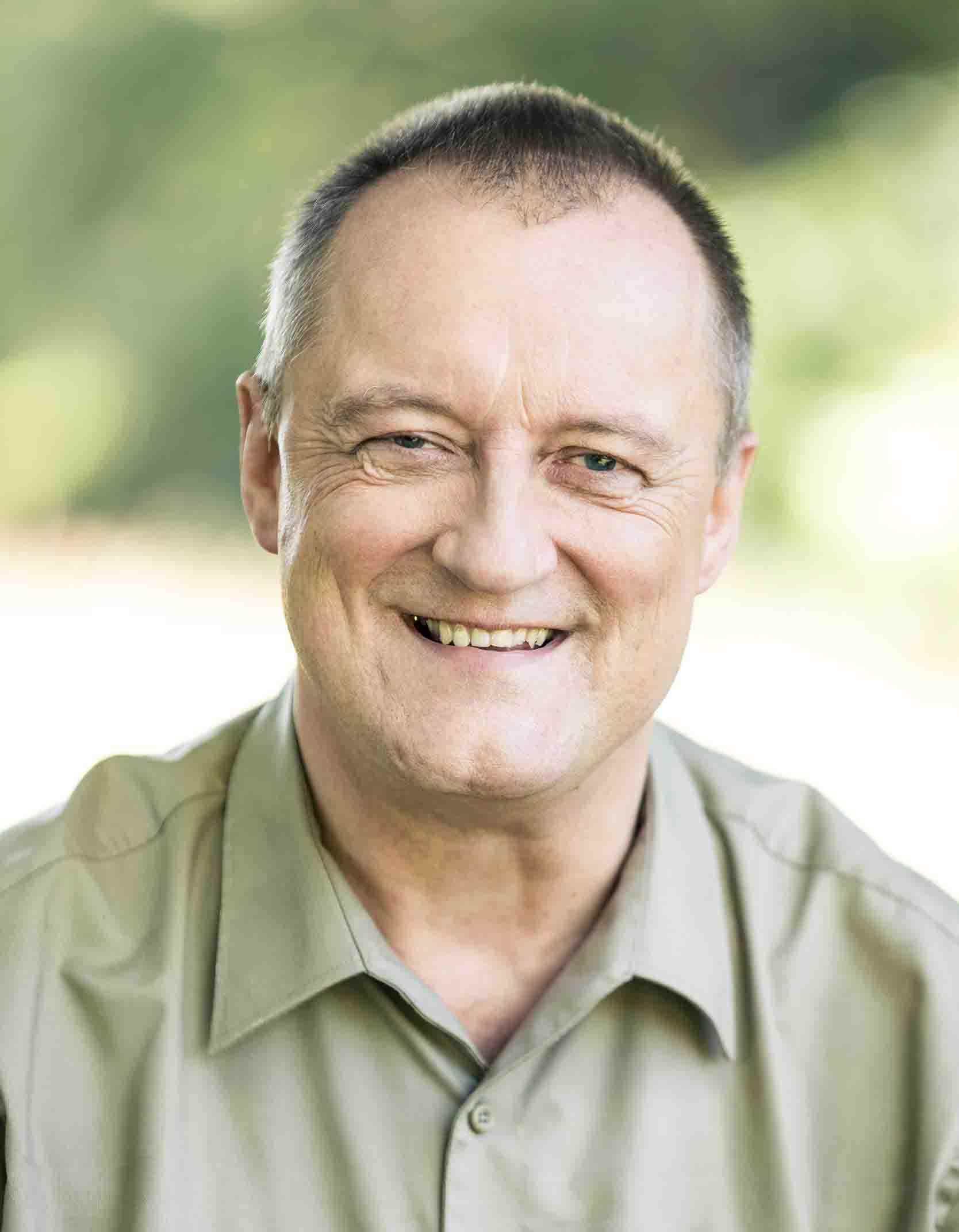 Sören Paulsen Pflegedienstleiter der MEDIAN Klinik St. Georg Bad Dürrheim