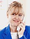 Claudia Reif Patientenverwaltung in der MEDIAN Frankenpark Klinik Bad Kissingen