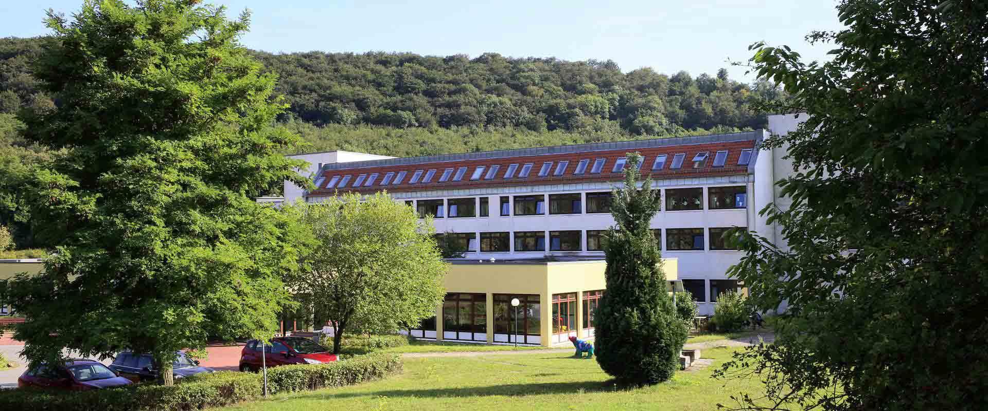 "Unser Gebäude des MEDIAN Jugendhaus ""Am Nicolausholz"" Bad Kösen"