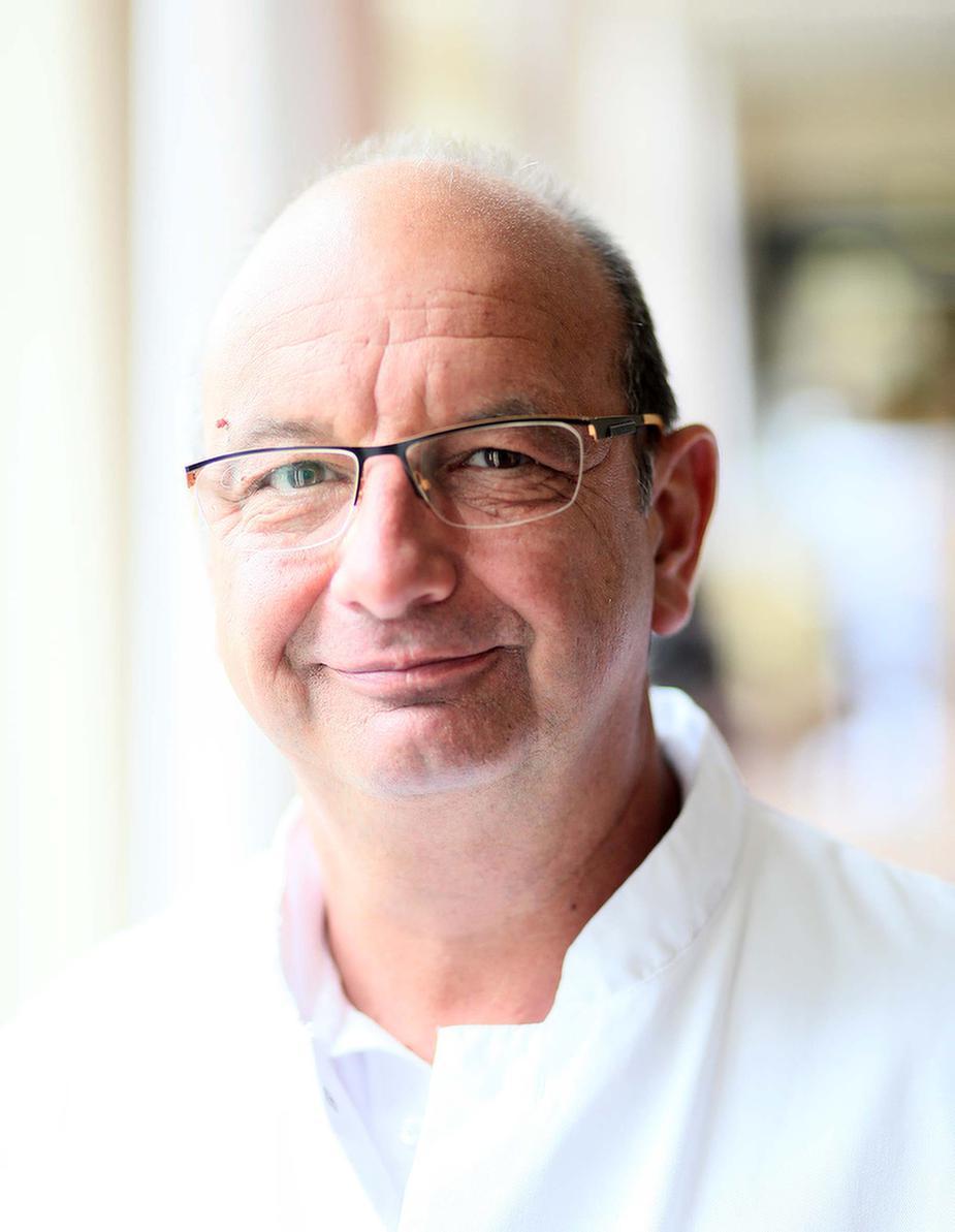 Dipl.-Med. Jens Fleißner Chefarzt Orthopädie der MEDIAN Fontana-Klinik Bad Liebenwerda
