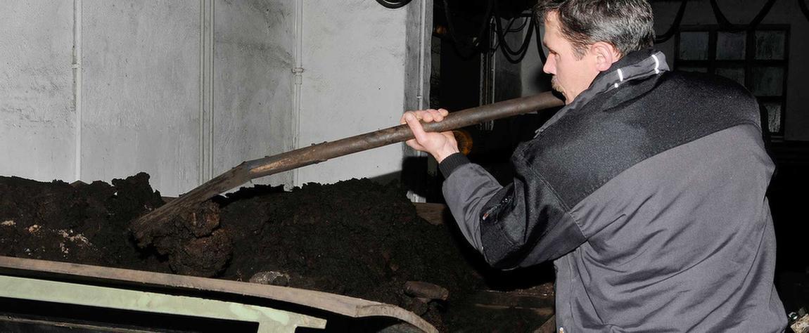 Moorgewinnung und Mooraufbereitung in der MEDIAN Fontana-Klinik