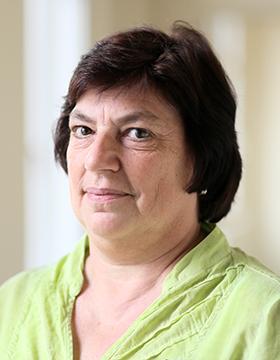 Cornelia Bahre Patientenaufnahme der MEDIAN Psychotherapeutische Klinik Bad Liebenwerda