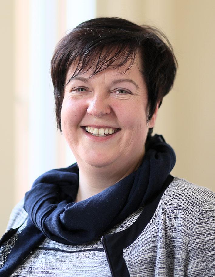 Katja Gonsior-Haas Therapeutische Leiterin der MEDIAN Psychotherapeutische Klinik Bad Liebenwerda