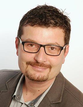 Marcel Jaceck Therapieleiter der MEDIAN Klinik Bad Lobenstein