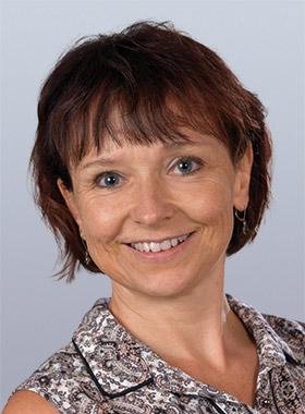 Mandy Schau Leiterin Rezeption und Housekeeping der MEDIAN Klinik Bad Lobenstein