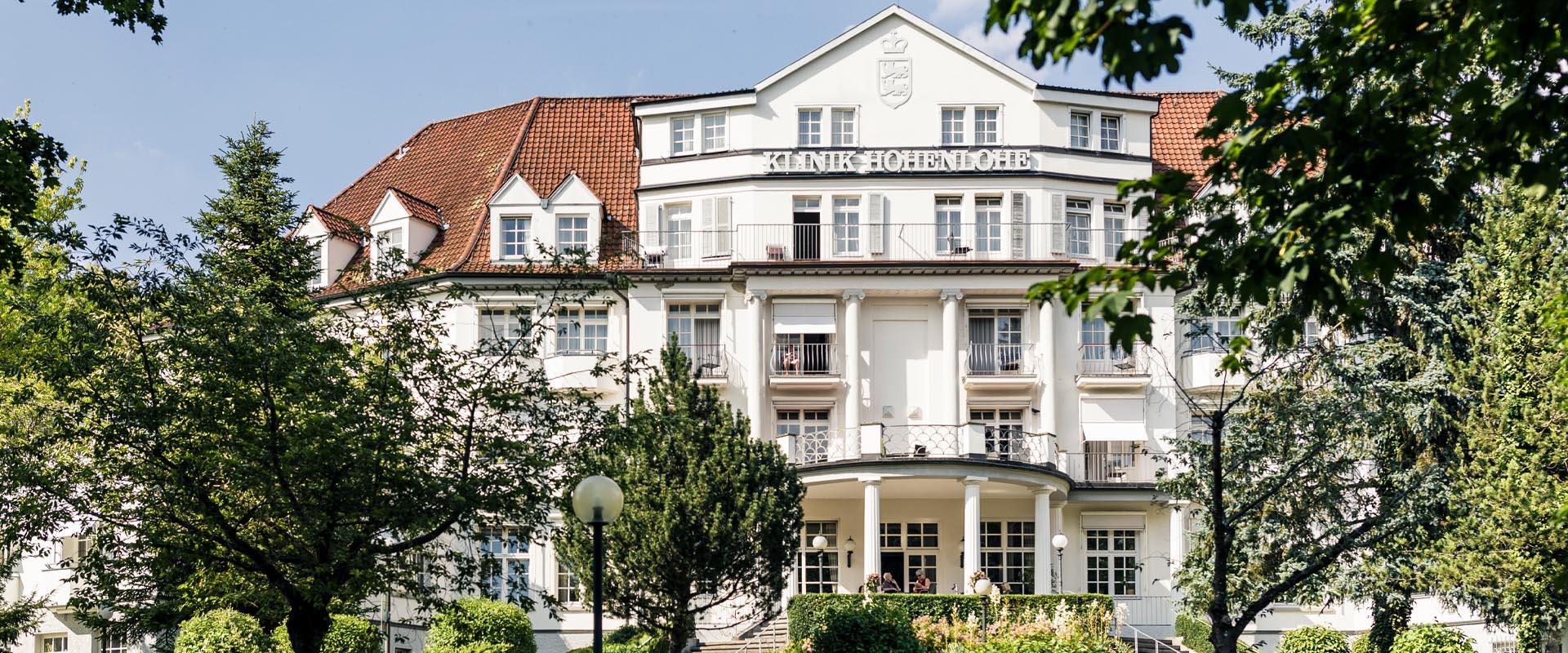 Klinik Hohenlohe Bad Mergentheim Kliniken