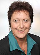 Christine Binnefeld Pflegedienstleitung der MEDIAN Kaiserberg-Klinik Bad Nauheim