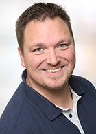 Stefan Dreher Physiotherapeut und Leiter der Abteilung Physio- und Physikalische Therapie in der MEDIAN Kaiserberg-Klinik Bad Nauheim
