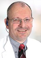 Dr. med. Roland Zeh Chefarzt der Abteilung HTS in der MEDIAN Kaiserberg-Klinik Bad Nauheim