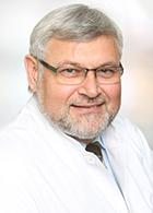 Dr. med Hartmut Rausch Oberarzt der Abteilung HTS