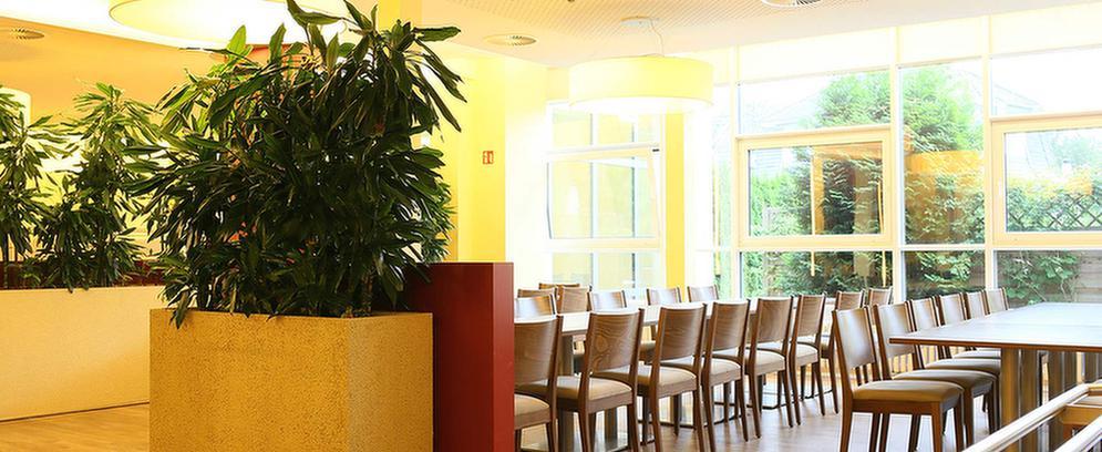 Speisesaal des MEDIAN Zentrum für Verhaltensmedizin Bad Pyrmont Klinik für Psychosomatik