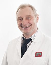 Dr. med. Andreas Ritter von Stockert Chefarzt Orthopädie der MEDIAN Vesalius-Klinik Bad Rappenau