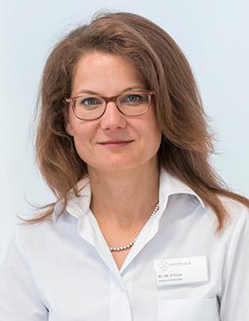 Dr. med. Marian Fritzen Chefärztin Orthopädie in der MEDIAN Salze Klinik Bad Salzdetfurth