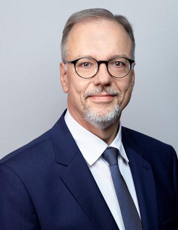 Andreas Finkel Geschäftsbereichsleiter Nord-West der MEDIAN Kliniken