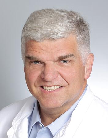 Prof. Dr. med. Hans-Jürgen Kock Chefarzt Unfallchirurgie der MEDIAN Klinik am Burggraben Bad Salzuflen