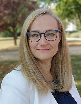 Alexandra Hellmiss Kaufmännische Leiterin der MEDIAN Kinzigtal Klinik Bad Soden-Salmünster