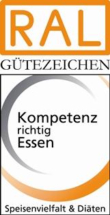 RAL-Gütezeichen für kompetentes und richtiges Essen der MEDIAN Buchberg-Klinik Bad Tölz