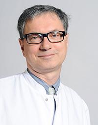 Dr. med. Bernd Hippel Chefarzt Neurologie in der MEDIAN Buchberg-Klinik Bad Tölz