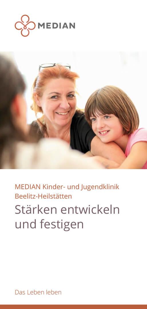 Klinikinformation Erfahren Sie mehr über die MEDIAN Kinder- und Jugendklinik in Beelitz