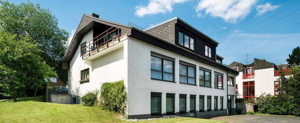 Gebäude der MEDIAN Klinik Daun- Adationshaus