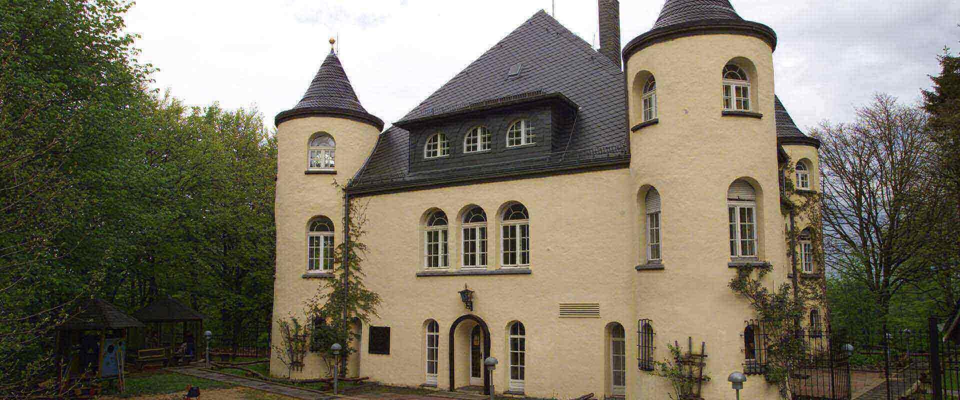 MEDIAN Klinik Daun Altburg Außenansicht