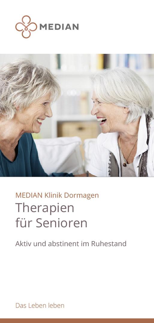 Therapieangebot für Senioren Aktiv und abstinent im Ruhestand der MEDIAN Klinik Dormagen