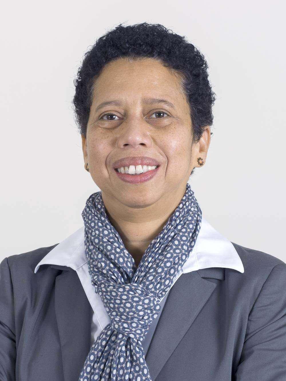 Dr. (C) Laycen Chuey-Ferrer Oberärztin der MEDIAN Klinik Dormagen
