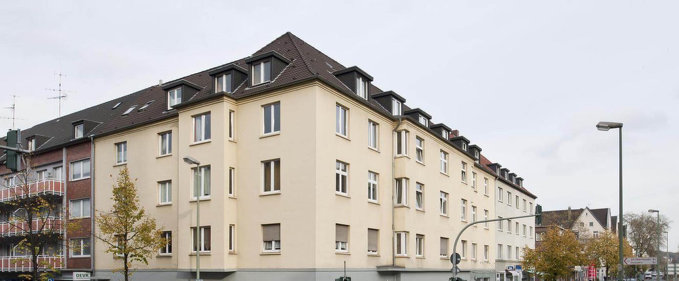 MEDIAN Therapiezentrum Haus Werth Außenansicht