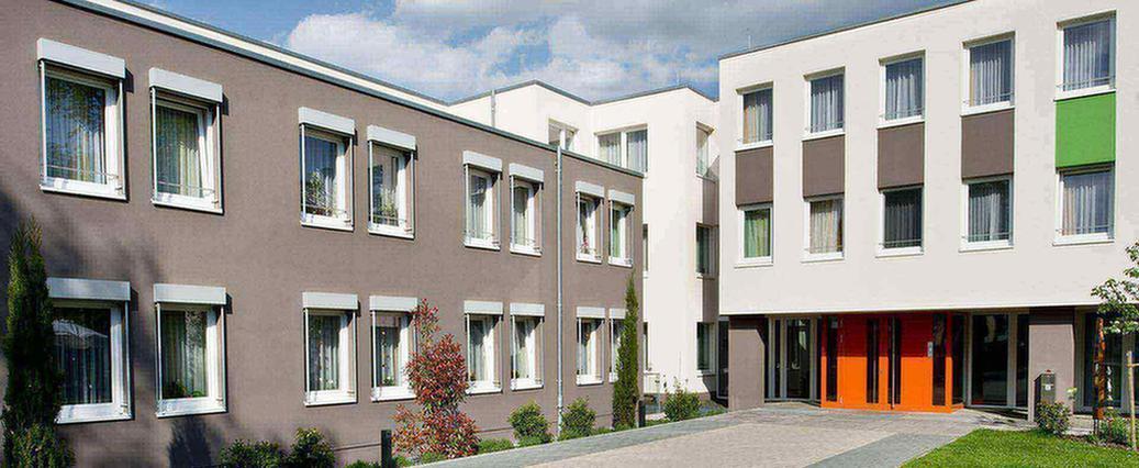 Außenansicht des MEDIAN Therapiezentrum Germersheim