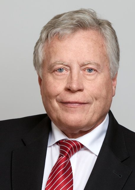 Prof. Dr. Norbert Klusen Strategic Development in der MEDIAN Klinik