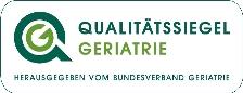 Qualitätssiegel Geriatrie der MEDIAN Klinik Gyhum