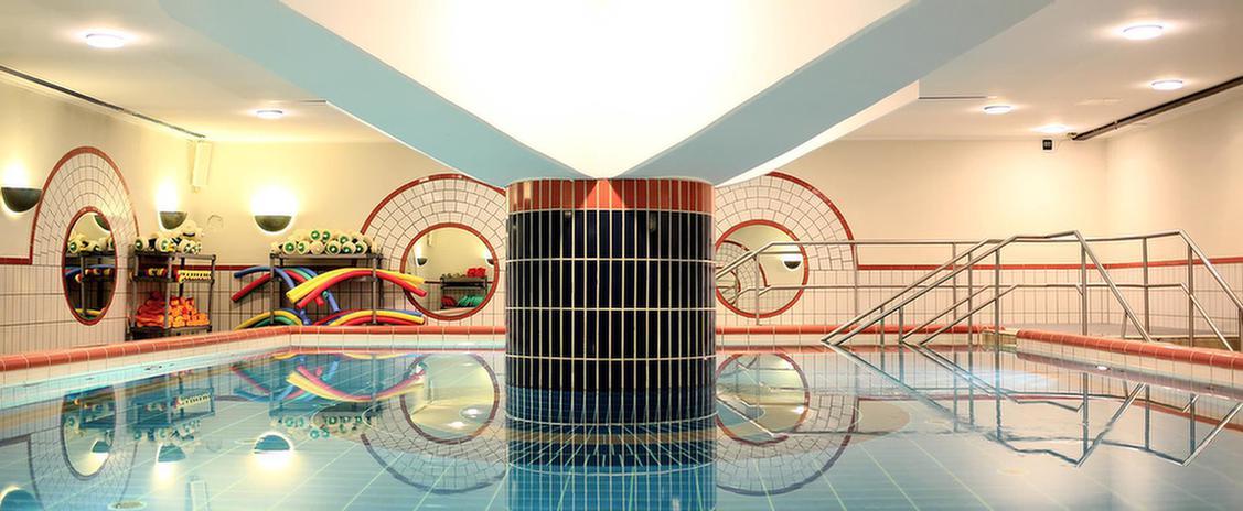 Schwimmbad im MEDIAN Ambulantes Gesundheitszentrum Hannover