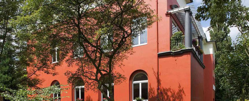 MEDIAN Therapiezentrum Haus Eller Außenansicht