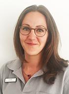 Annika Scheibe Leiterin Ergotherapie des MEDIAN Ambulantes Gesundheitszentrum Leipzig