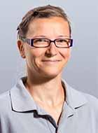 Janett Laue Leiterin Ernährungsberatung des MEDIAN Ambulantes Gesundheitszentrum Leipzig