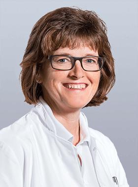 Dipl.-Med. Andrea Leihe Oberärztin aus dem MEDIAN Ambulantes Gesundheitszentrum Leipzig