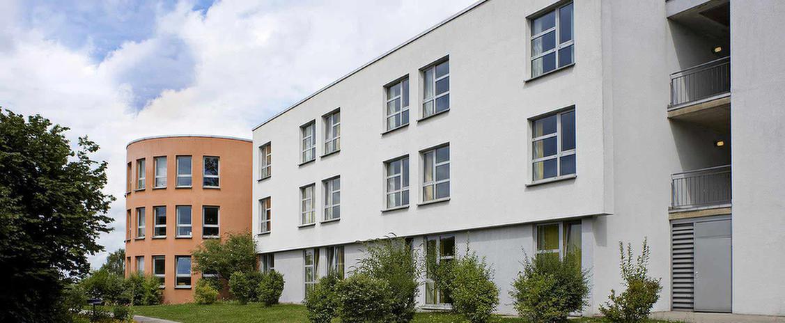 MEDIAN Klinik Münchwies Außenansicht