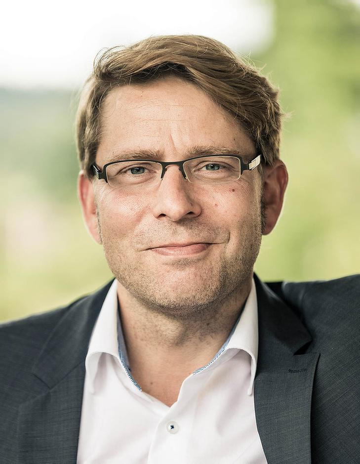 Dr. med Tobias Hornig Chefarzt Psychatrie in der MEDIAN Franz-Alexander-Klinik Nordrach